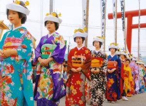 ≪ 日本三大祇園祭の1つ 田島祇園祭 ≫